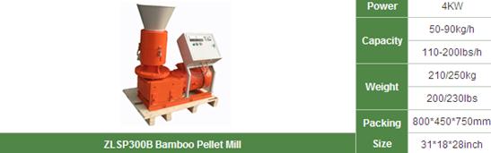 bamboo-pellet -mill