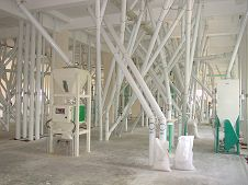 distributing-system of flour-mill-equipment