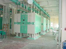 purifier system of flour mill equipment