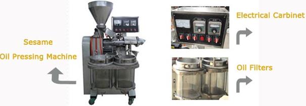 sesame-oil-press
