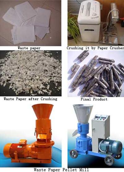 waste-paper-pellet-mill